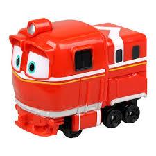 ROZETKA | Игровой набор <b>Silverlit Паровозик</b> Robot Trains <b>Альф</b> ...
