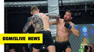 MMA Fighter Joao Carvalho Dies After Fight Vs Charlie Ward, Conor ...