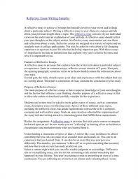reflective essay on writing skills   essaynursing reflective essay writing