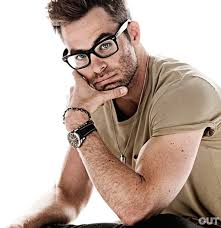 <b>Chris Pine</b>: The Thinker
