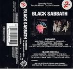 Paranoid/Heaven and Hell album by Black Sabbath
