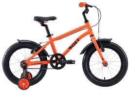 Детский <b>велосипед STARK Foxy</b> 16 Boy (2020) — купить по ...