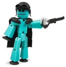 Купить <b>Игровой набор</b> Zing <b>Stikbot Off</b> the Grid (Clint, Striker and ...