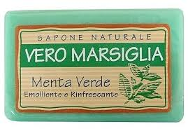 <b>Мыло</b> кусковое Nesti Dante <b>Vero Marsiglia</b> Green Mint — купить по ...