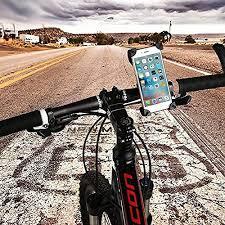 EMIUP <b>Bike Phone Holder</b>, <b>Universal</b> Bicycle/Motorcycle Handlebar ...