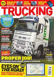 Weaver Brothers Volvo Trucking Magazine July 2016 By Augusto Dantas Issuu
