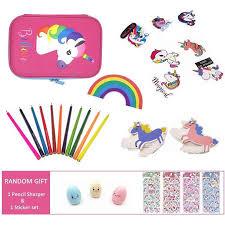 Amazon.com : Cute <b>Unicorn School</b> Supplies for Girls, Unicorn ...