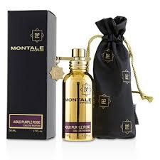 <b>Montale</b> - <b>Aoud Purple Rose</b> Eau De Parfum Spray 50ml/1.7oz (F ...