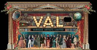 <b>Various Artists</b> Limited - Home Page