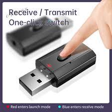 ot##<b>T7</b>-<b>5 Bluetooth</b> 5.0 HiFi Audio Receiver Transmitter USB 3.5mm ...