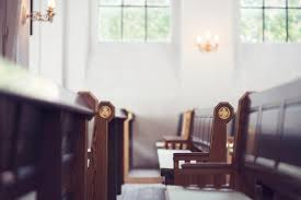 don t use christian as an adjective around me anymore kveller two rows of benches in a church