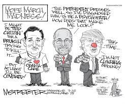 Donald Trump 2016 Cartoons via Relatably.com