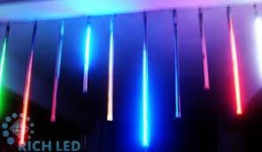 RL-MT0.6-B Сосулька тающая 60 см, синий Rich LED купить. + ...