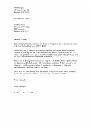 6 formal resignation letter template budget template letter formal resignation letter template lekimibragimov