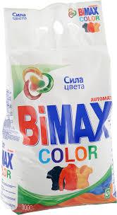 """<b>Стиральный порошок BiMax</b> """"Color"""", <b>автомат</b>, 3 кг — купить в ..."""
