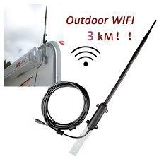 3000M <b>Outdoor High Power Wireless</b> 802.11b/g/n USB 2.0 External ...