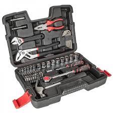 ≡ <b>Набор инструментов TOP TOOLS</b> 81 ед. 38D510 – купить в ...