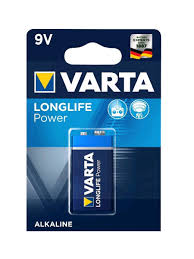 <b>Батарейка VARTA HIGH</b> ENERGY 9V <b>VARTA</b> 9176304 в интернет ...