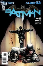 Review Comics Astonish Batman.