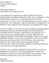 cover letter example letter example and office assistant on pinterest cover letter examples for medical medical assistant cover letter example