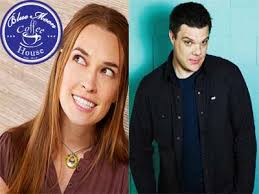 This Sunday October, 27th at 4 pm husband and wife comedian team are scheduled to perform at Blue Moon Coffee House in Pratt. - bluemoon