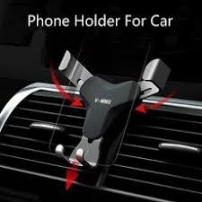 Gravity Bracket <b>Car Phone Holder</b> Flexible <b>Universal Car</b> Gravity ...