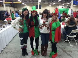 work hard play hard ted stahl s blog this year s christmas sweater party brought out the creativity in our st clair shores team