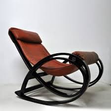 Sgarsul <b>Rocking Chair</b> by Gae Aulenti for Poltronova | #7053 ...