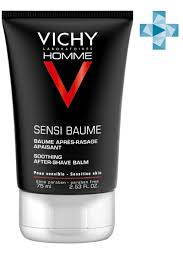 <b>Vichy</b> Homme Sensi Baume <b>смягчающий бальзам после</b> бритья ...