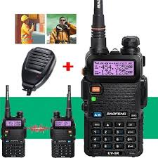 <b>Portable Radio</b> Two Way <b>Radio</b> Walkie Talkie 10km <b>Baofeng UV</b>-<b>5R</b> ...