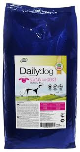 <b>Корм</b> для собак <b>Dailydog Adult</b> Large Breed lamb and rice (20 кг ...