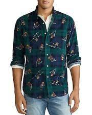 Polo Ralph Lauren вельвет повседневные <b>рубашки</b> на пуговицах ...