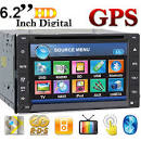 Images for double din car dvd player