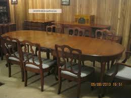 Retro Dining Room Sets Vintage Dining Room Set Marceladickcom