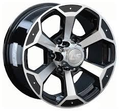 <b>Колесный диск LS</b> Wheels LS187 — купить по выгодной цене на ...