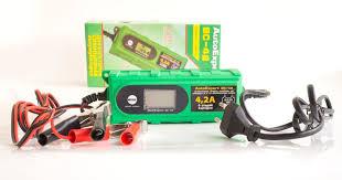 Обзор зарядного <b>устройства AutoExpert BC-42</b> Обзор зарядного ...