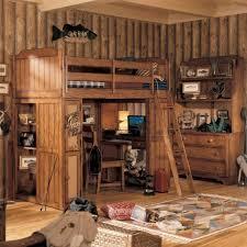 medium size of rustic kids bedroom furniture plank bunk bed underneath desk with display bookcases wood bunk beds kids dresser