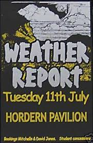 Weather Report <b>Posters</b> | Music concert <b>posters</b>, Jazz poster ...