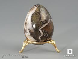 22-<b>5</b>/9 Яйцо из сердоликового агата, 6,2х4,7 см - в наличии, цена ...