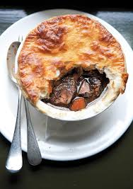 <b>The British Table</b> | Venison and Beef Pie | Abrams & Chronicle Books