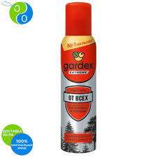 <b>GARDEX Extreme</b> Aerosol repellent all insects and mites 150ml ...