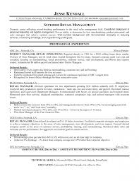 retail manager resume profile cipanewsletter store manager resumes templates assistant store resume sample