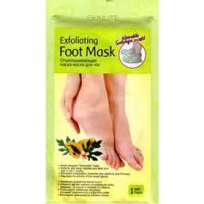 <b>Маска</b>-носки для <b>ног Skinlite</b> Exfoliating Foot <b>Mask</b> ...