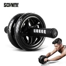 Muscle Exercise Equipment Home Fitness Equipment Double ...
