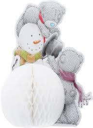 "<b>Украшение новогоднее Winter Wings</b> ""Me To You. Мишка Тедди ..."
