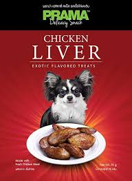 Prama <b>Chicken</b> Liver <b>Delicacy</b> Snack 70g x 12 Packs: Pet Supplies ...