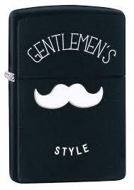 <b>Зажигалка ZIPPO</b> 28663 <b>Gentlemans Style</b>