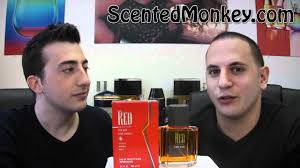 Review of <b>Red</b> by Giorgio <b>Beverly Hills</b> for Men-ScentedMonkey.com