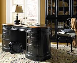 black distressed wood office desk classic home decor black home office chairs