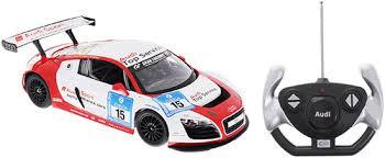 Купить <b>радиоуправляемую</b> модель <b>Rastar Audi</b> R8, цвет в ...